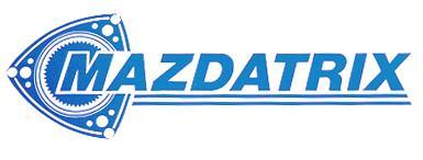 Mazdatrix Logo /Left