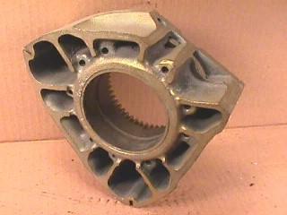 Rotor Cutaway