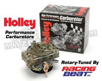 Holley Carb | Mazdatrix