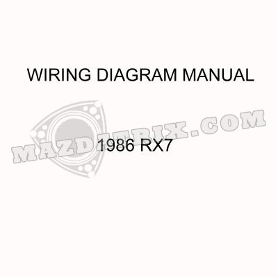 BOOK WIRING DIAGRAM, 86 RX7 | Mazdatrix on celica wiring diagram, interior wiring diagram, honda wiring diagram, galant wiring diagram, grand wagoneer wiring diagram, nissan wiring diagram, g37 wiring diagram, motorcycle wiring diagram, trans am wiring diagram, mx6 wiring diagram, toyota wiring diagram, engine wiring diagram, evo wiring diagram, lesabre wiring diagram, mazda5 wiring diagram, legacy wiring diagram, wrx wiring diagram, rx8 wiring diagram, challenger wiring diagram, xjs wiring diagram,