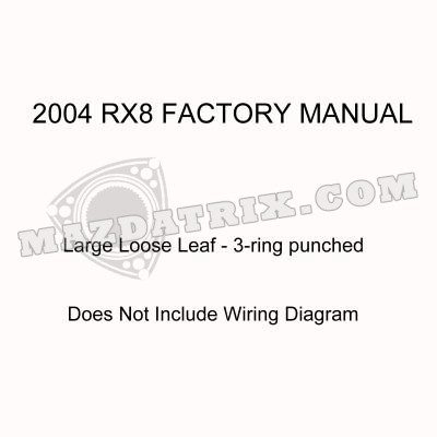 manuals, & books | mazdatrix on mazda 3 2005 electrical diagram, mazda