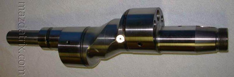 ECCENTRIC SHAFT, —NLA— 13B -85 | Mazdatrix