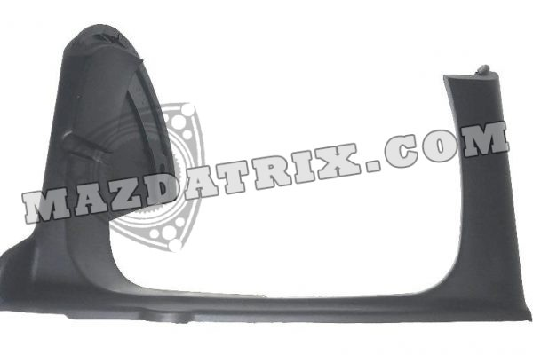 Door Mirror Glass New Replacement Passenger Side For Mazda RX-7 86-88