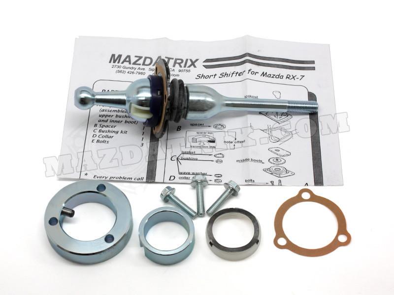 Mazda Automatic Shifter Pivot Bushings Kit OEM