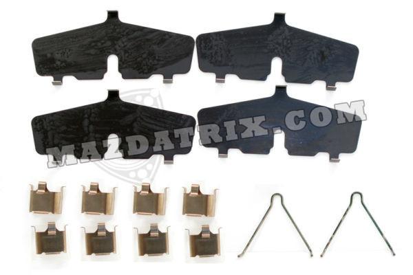 Mazda Rx7 Rx-7 Rear Brake Caliper Rebuild kit 1986 To 1991 FB02-49-240
