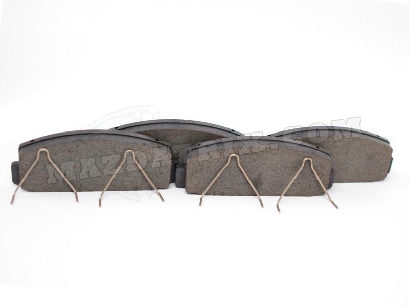 D21 Front  Drill Slot Brake Rotors+Ceramic Brake Pads For Nissan Pathfinder