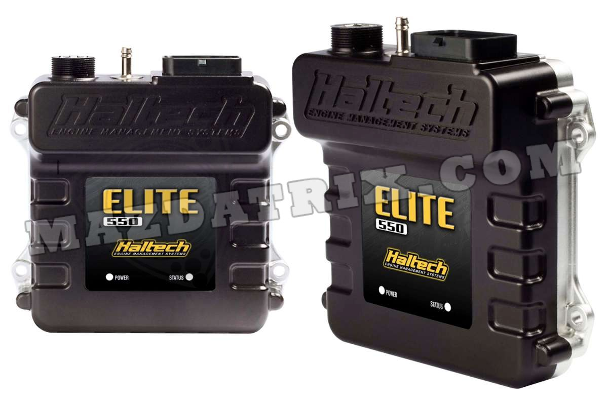 Haltech Elite 550 With Premium Wire