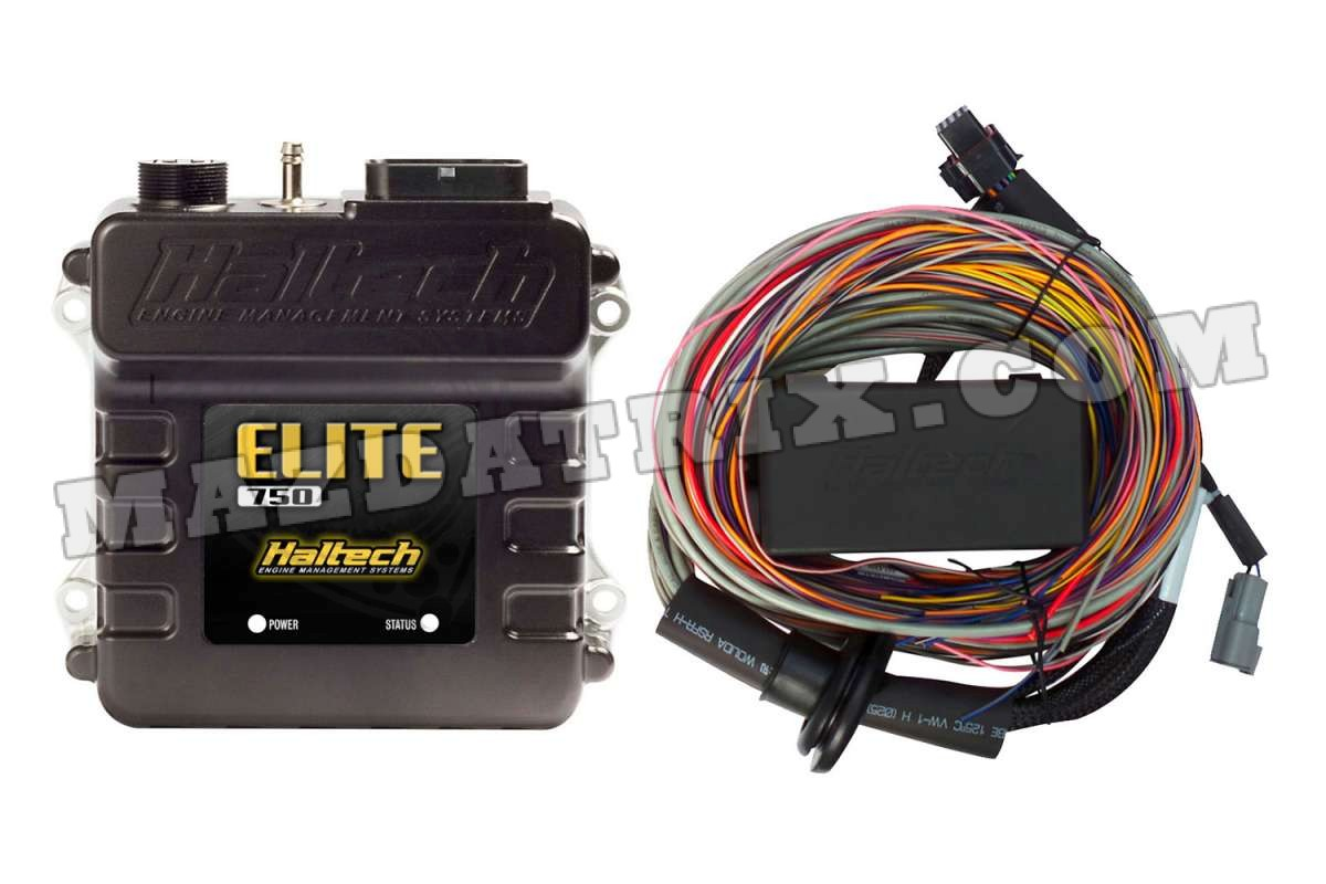 Haltech Elite 750  With Premium Wire