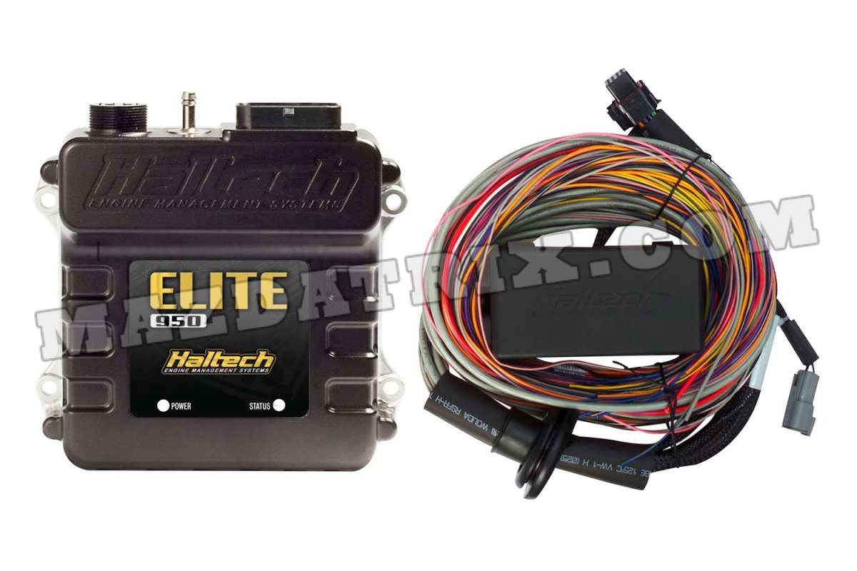 Haltech Elite 950 With Premium Wire
